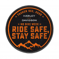 Faaker See, 2020 Patch (Ride Safe, Stay Safe)