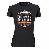 European Bike Week 2019 Ladies Logo T-shirt