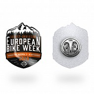 European Bike Week 2019 Logo Pin Badge