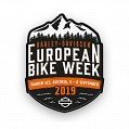 European Bike Week 2019 Patch