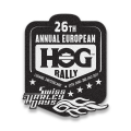 26th H.O.G Rally Patch 2017