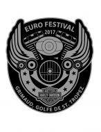 Euro Festival Wings Patch 2017