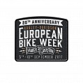 EBW 20th Anniversary Patch 2017
