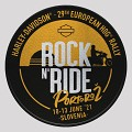 Portoroz 2021 Rally Woven Patch (Pre Order)
